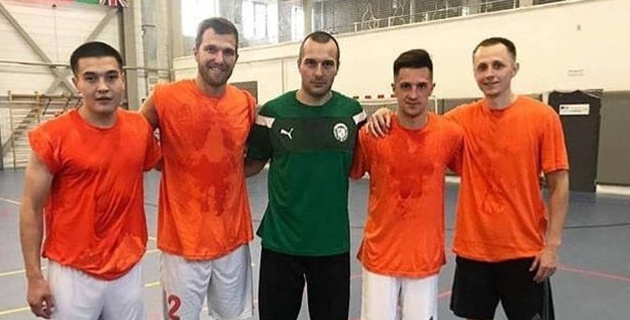 Экс-игроки сборной Казахстана по футзалу перешли в зарубежный клуб