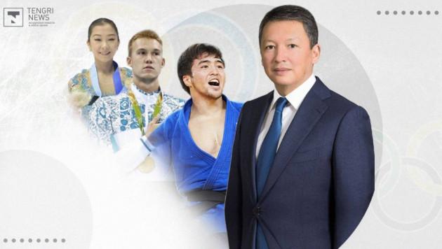 НОК подводит итоги четырехлетия. Как изменился казахстанский спорт