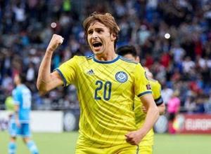 Прямая трансляция отборочного матча Евро-2020 Кипр - Казахстан