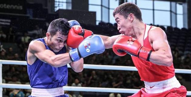 Сборная Казахстана по боксу отправилась на чемпионат мира в России