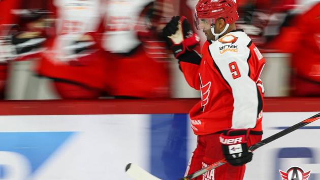 Клуб Доуса нанес СКА первое поражение в новом сезоне КХЛ