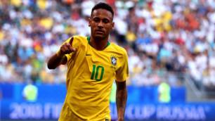 Гол Неймара спас Бразилию от поражения в товарищеском матче с Колумбией