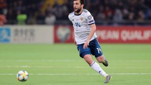 В матче с Казахстаном будут другие эмоции - защитник сборной России