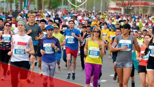 Нур-Султан примет Astana Marathon-2019