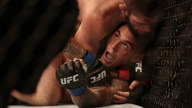 Видео полного боя Хабиб Нурмагомедов - Дастин Порье на UFC 242
