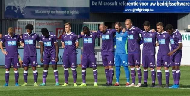 Бельгийский клуб без уехавшего в сборную казахстанца проиграл второй команде чемпионата