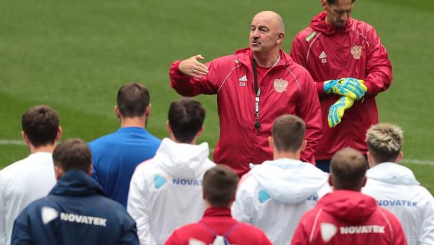 Есть нюансы против Казахстана, они немного по-другому действуют в отличие от шотландцев - главный тренер сборной России