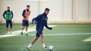 Вместо Сейдахмета и еще двух других. В составе молодежной сборной Казахстана перед матчем с Израилем произошли изменения