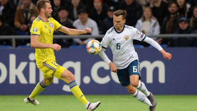 Усиление в атаку. В каких составах могут сыграть сборные Казахстана и России в матче отбора на Евро-2020