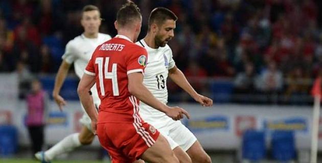 Уроженец Казахстана из сборной Азербайджана рассказал о встрече с Бэйлом и матче с вице-чемпионами мира