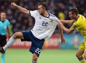 Сборная Казахстана назвала стартовый состав на матч с Россией в отборе на Евро-2020