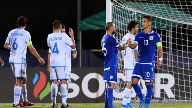 Следующий соперник и лидер группы Казахстана одержали разгромные победы в отборе на Евро-2020