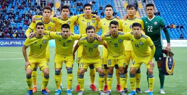 Прямая трансляция матча отбора на молодежное Евро-2021 Казахстан - Израиль