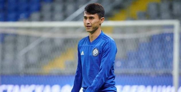 Молодежная сборная Казахстана отыгралась и не забила пенальти в первом тайме матча отбора на Евро-2021