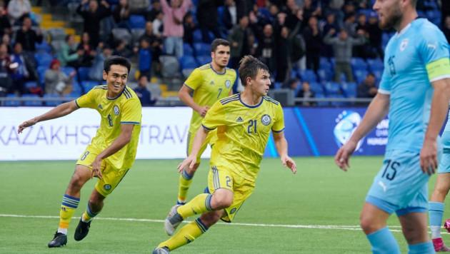 Молодежная сборная Казахстана лишилась лидерства в группе отбора на Евро-2021