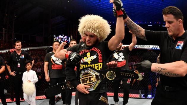 Нурмагомедов остался на втором месте в рейтинге P4P после победы над Порье, а Фергюсон стал первым в легком дивизионе UFC