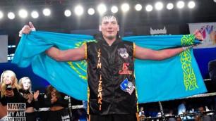Еще один боксер из Казахстана выступит 5 октября в США