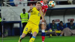Приложили руку, или в каком компоненте Казахстан помешал России стать первой в квалификации Евро-2020