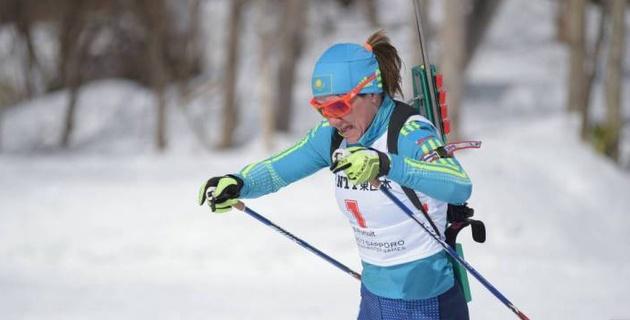 Международный союз биатлонистов отменил отстранение казахстанских спортсменов