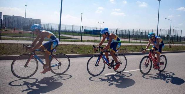 В Алматы пройдет отборочный чемпионат города по триатлону
