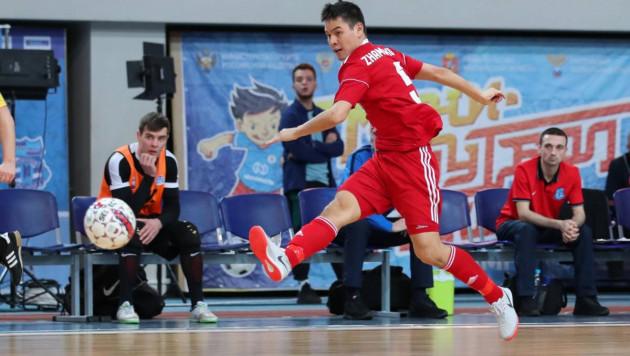 Один из лучших бомбардиров Евро-2016 по футзалу из Казахстана завершил карьеру