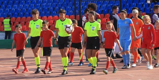 Казахстанские арбитры отработали матч с участием победителя женской Лиги чемпионов