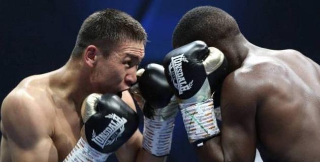 Чемпион Казахстана-2017 выиграл досрочно четвертый бой в профи