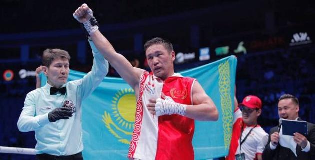Видео боя, или как чемпион Казахстана-2017 одержал четвертую победу в профи