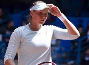 20-летняя теннисистка из Казахстана вышла в полуфинал турнира WTA в Китае