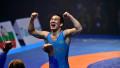 Дебютант из Казахстана победил действующего чемпиона мира и вышел в финал ЧМ-2019 по борьбе
