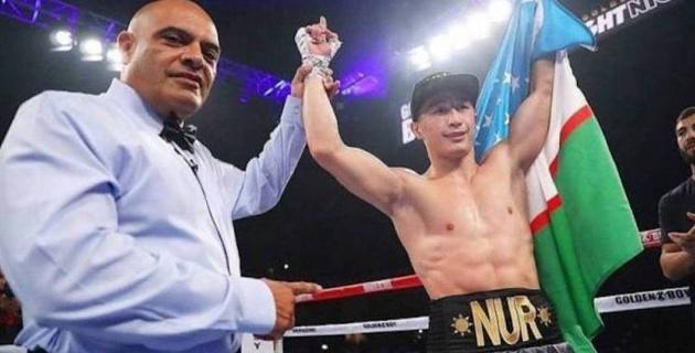 Казахский боксер с опытом в профи из-за нокдауна стал первой потерей Узбекистана на ЧМ-2019