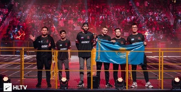 Казахстанская команда по CS:GO победила на BLAST Pro Series Moscow 2019