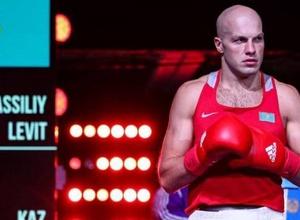 Василий Левит стартовал с победы на чемпионате мира-2019 по боксу