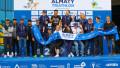 В Алматы прошел открытый чемпионат города по триатлону