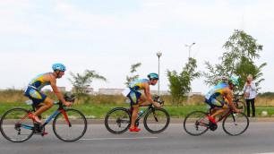 В Актау состоятся финалы чемпионата и Кубка Казахстана по триатлону