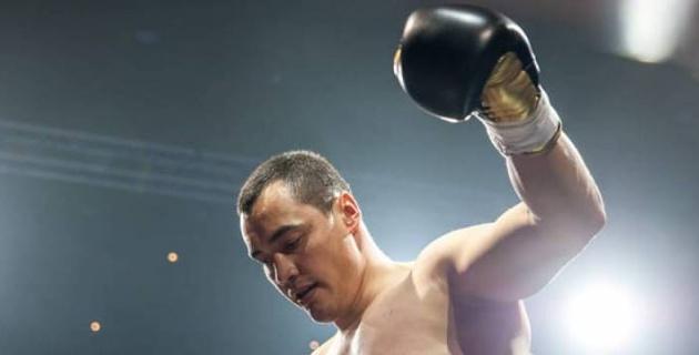 Видео нокаута за секунду до гонга, или как казахстанец победил последнего соперника обидчика Кличко