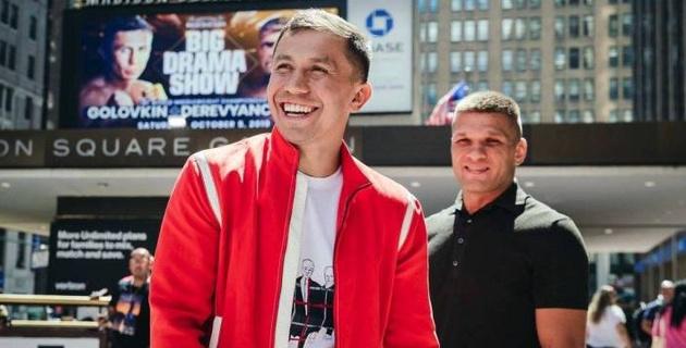 Геннадий Головкин официально получил шанс завоевать два титула чемпиона мира в следующем бою