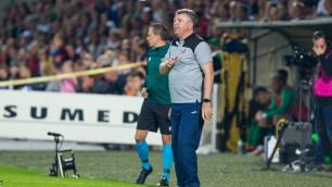 Казахстанский тренер вывел свой зарубежный клуб в финал Кубка