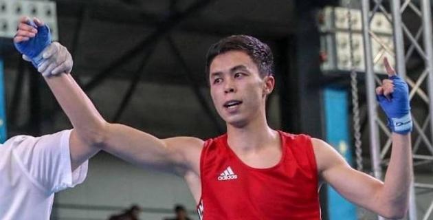 Казахстан гарантировал себе первую медаль на чемпионате мира по боксу