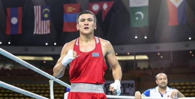 Чемпион Азии из Казахстана вышел в полуфинал ЧМ-2019 по боксу