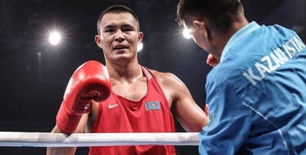 Капитан сборной вышел в полуфинал ЧМ-2019 по боксу и гарантировал Казахстану медаль в супертяжелом весе