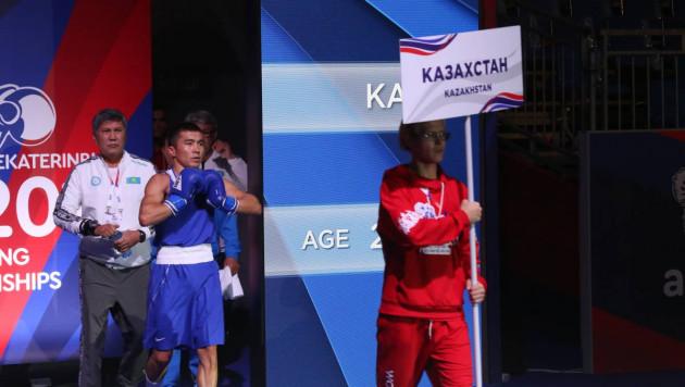 Видео боя, или как чемпион мира-2017 из Казахстана проиграл узбеку на ЧМ-2019 по боксу