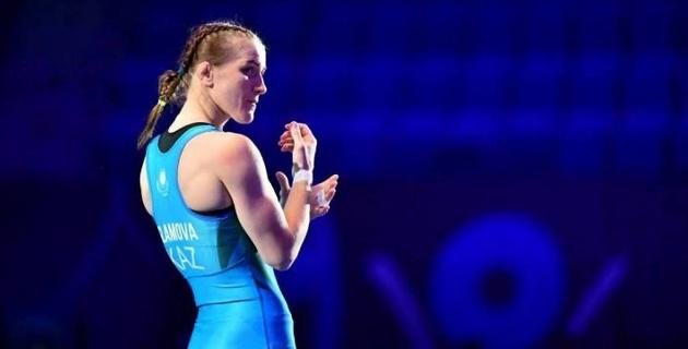 Казахстан выиграл еще одну медаль на домашнем ЧМ-2019 по борьбе