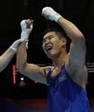 Видео боя с нокдауном, или как 21-летний казахстанский боксер вышел в полуфинал ЧМ-2019