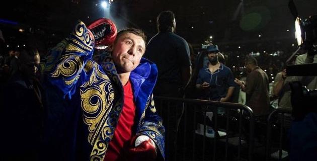 Озвучены сроки возвращения Головкина на ринг после боя за два титула чемпиона мира