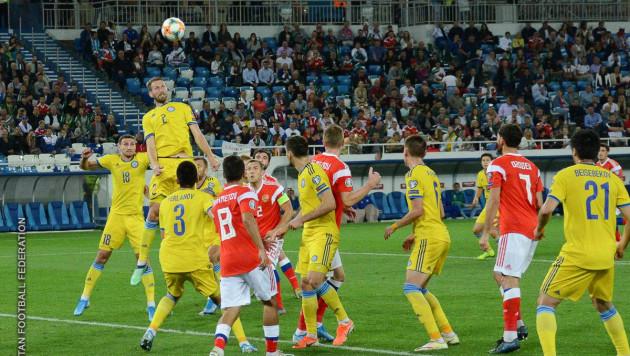 Сборная Казахстана опустилась ниже Мозамбика в рейтинге ФИФА после матчей с Кипром и Россией