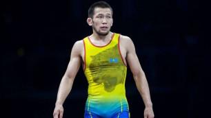 Лидер мирового рейтинга не пустил казахстанца в финал ЧМ-2019 по борьбе
