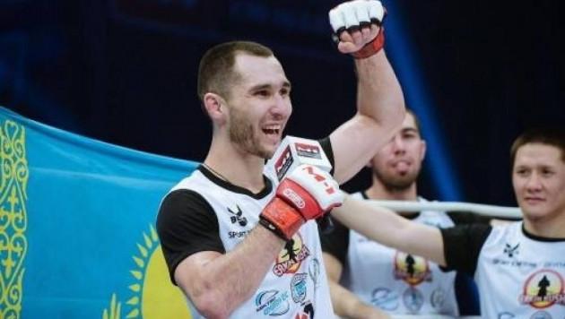 Два боя казахстанцев за титулы M-1 возглавят турнир по ММА в Нур-Султане