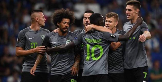 """Бывший полузащитник """"Кайрата"""" принес своей команде очки в матче Лиги Европы против испанского клуба"""