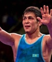 Казахстанский борец Ниязбеков проиграл россиянину в финале домашнего ЧМ-2019